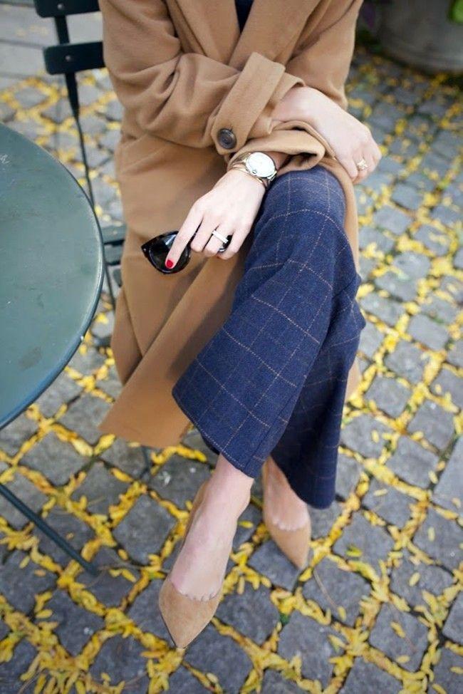 Las Mil Maneras De Llevar Tartán En Otoño Cuál Es Tu Favorita Trendencias Atlantic Pacific Autumn Winter Fashion Style