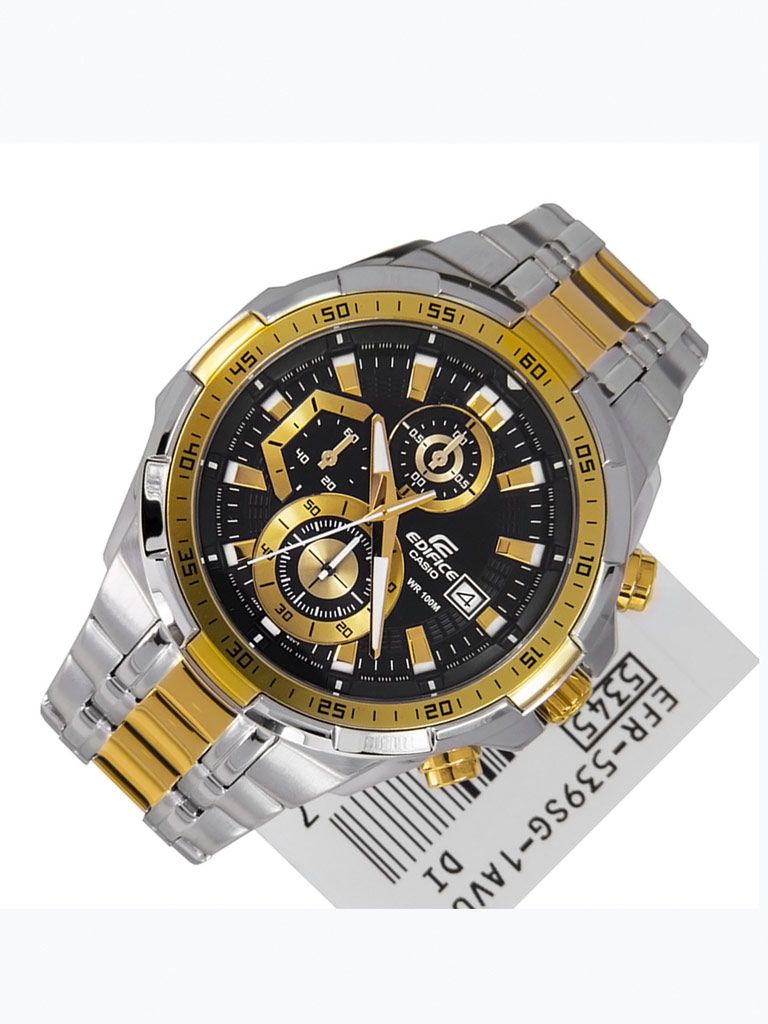 a37050558553 CASIO EDIFICE CHRONOGRAPH EFR-539SG-1AV Wrist watch