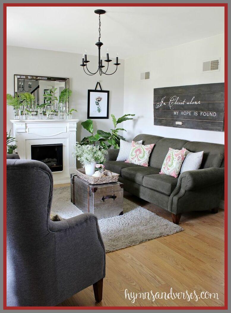 65 Reference Of Farmhouse Living Room Dark Sofa In 2020 Dark Grey Couch Living Room Dark Grey Sofa Living Room Grey Sofa Living Room