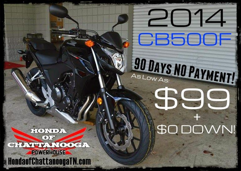 Honda of Chattanooga New & Used Motorcycles, ATVs