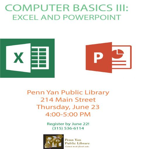 Jun 23 Learn to use two powerful pieces of computer software, the - free spreadsheet programs