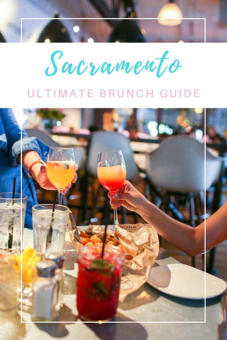 The Sacramento Brunch Guide #brunch #sacramento #foodie #visitcalifornia