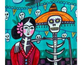 Frida Kahlo Shower Curtains Colorful Mexican By HeatherGallerArt
