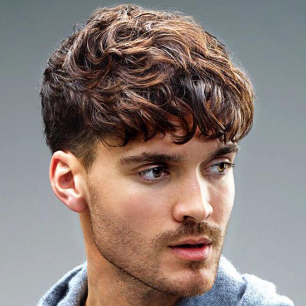 25++ Modelli capelli ricci uomo trends