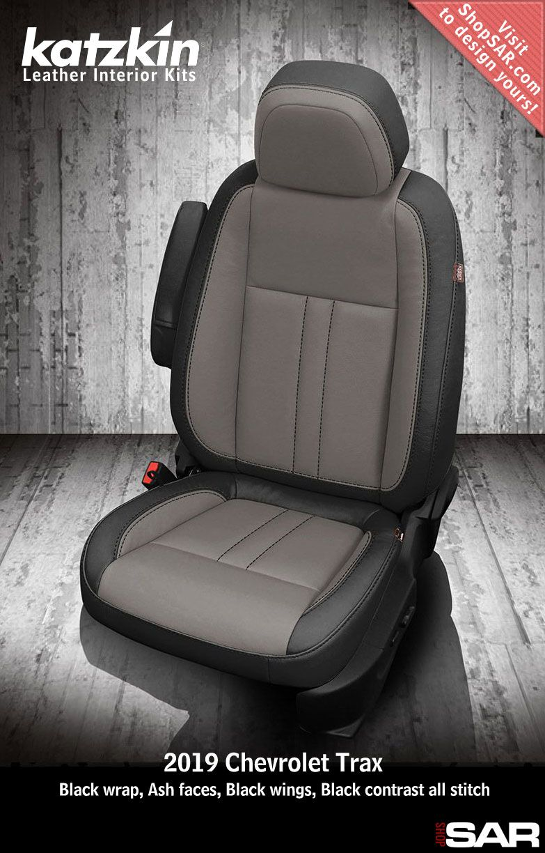 Fabulous Katzkin Leather Interior Kits Chevrolet Trax Leather Seat Lamtechconsult Wood Chair Design Ideas Lamtechconsultcom