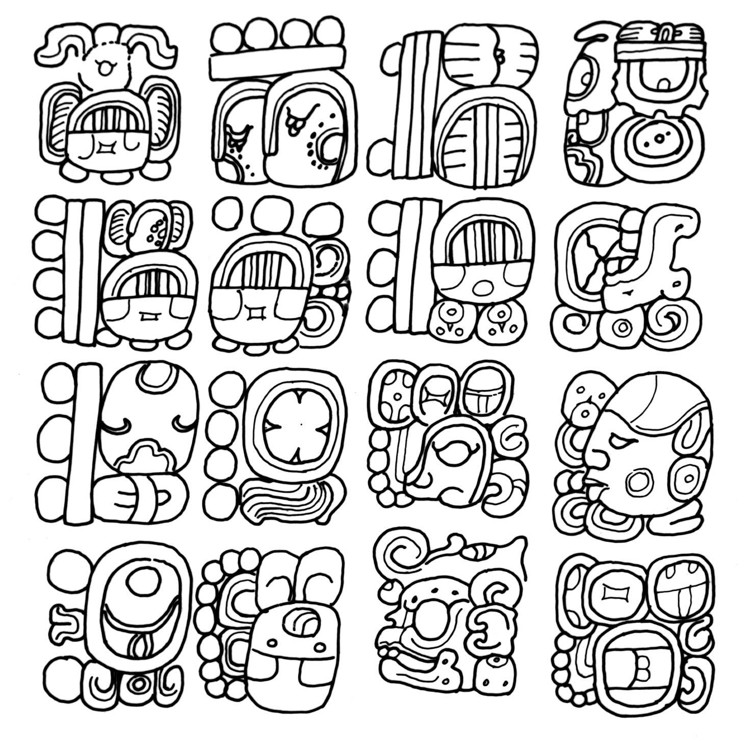 Maya Aztec Inka