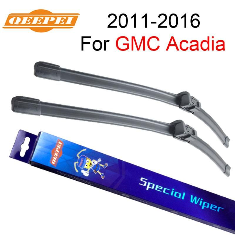 """24/"""" Quality Pair Of Front Car Windscreen Windshield Wiper Blades Wipers 21/"""""""