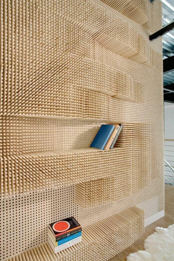 Wandgestaltung Mit Farbe Wände Gestalten Holz Striche