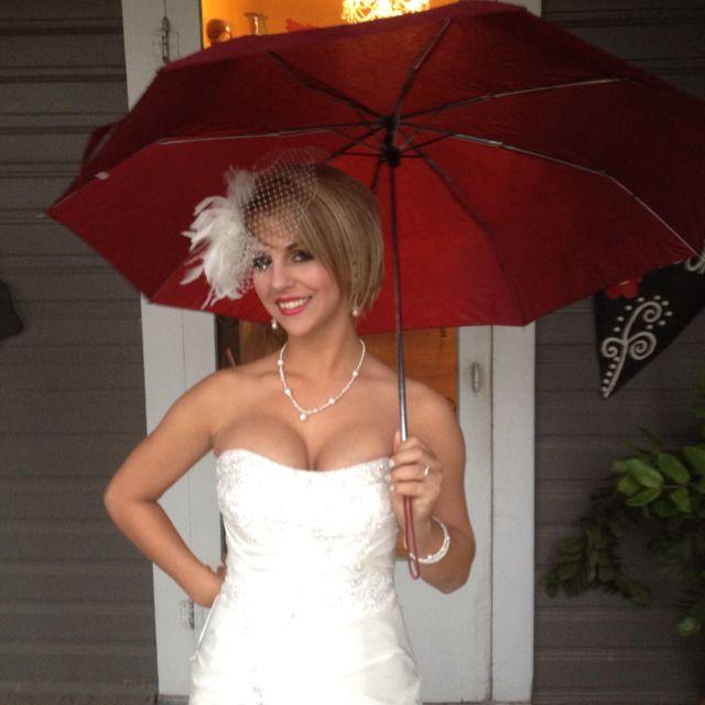 Blushing Bride - John Cain Photography   Dallas TX   Bride