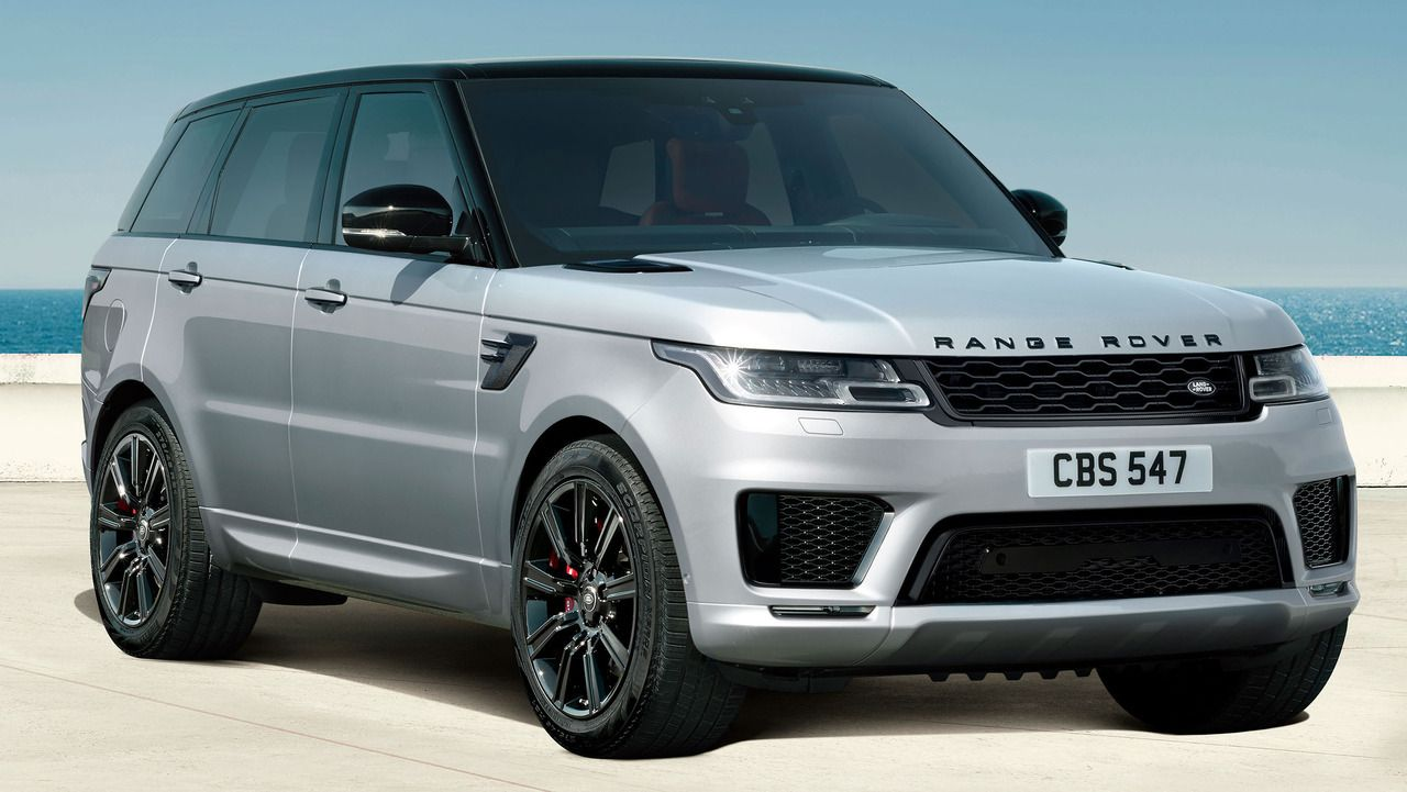 Range Rover Sport HST, 2020. A version of the Range Rover