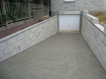 Mardi 2 Aout Fin De La Descente De Garage Notre Projet