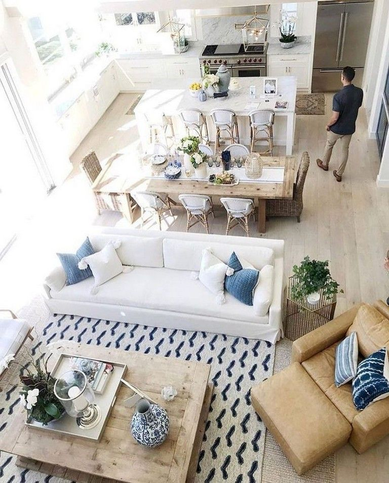 118 Marvelous Modern Farmhouse Dining Room Design Ideas Modern