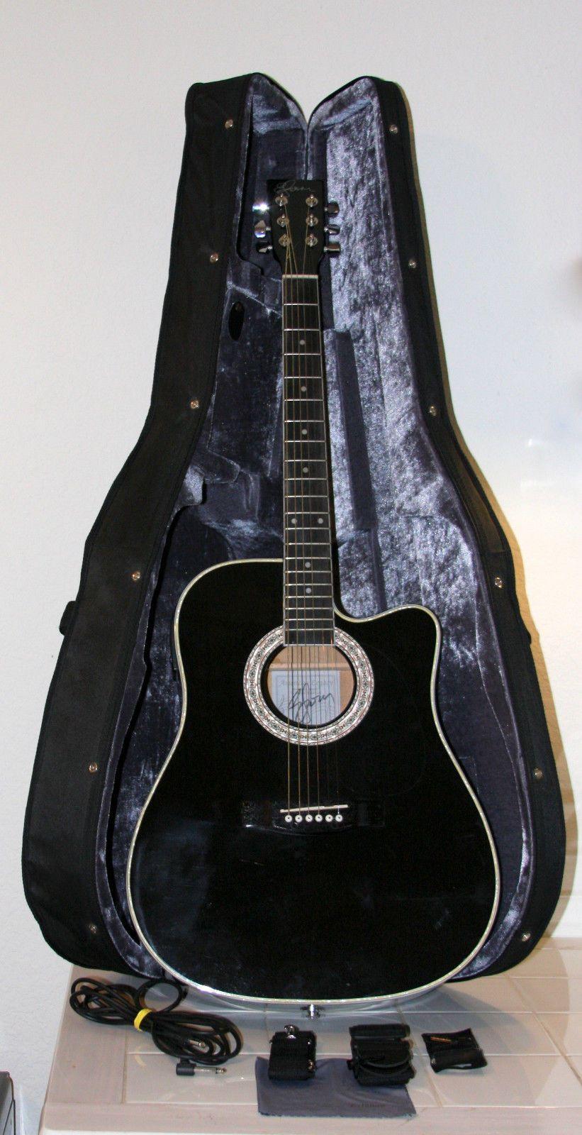 Esteban Acoustic Electric Guitar Acoustic Electric Guitar Guitar Acoustic Electric