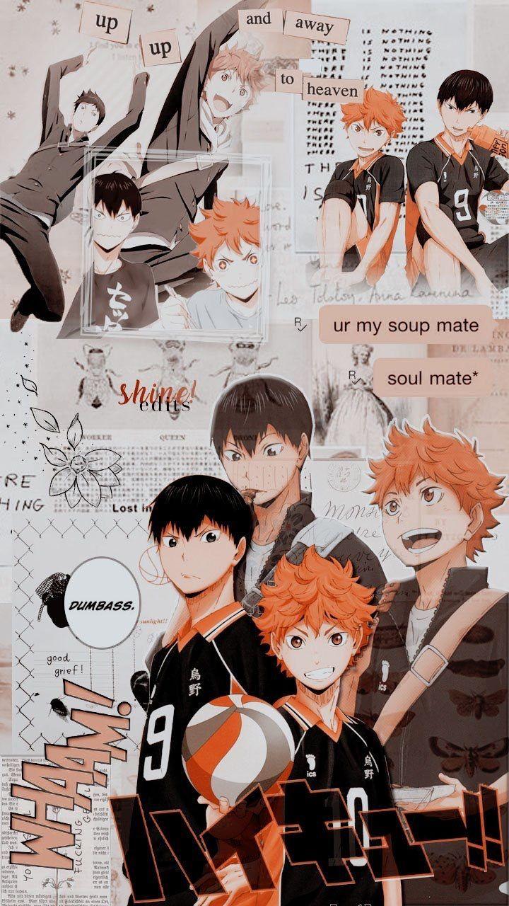 ,AnimeLockscreen in 2020 Haikyuu wallpaper, Anime