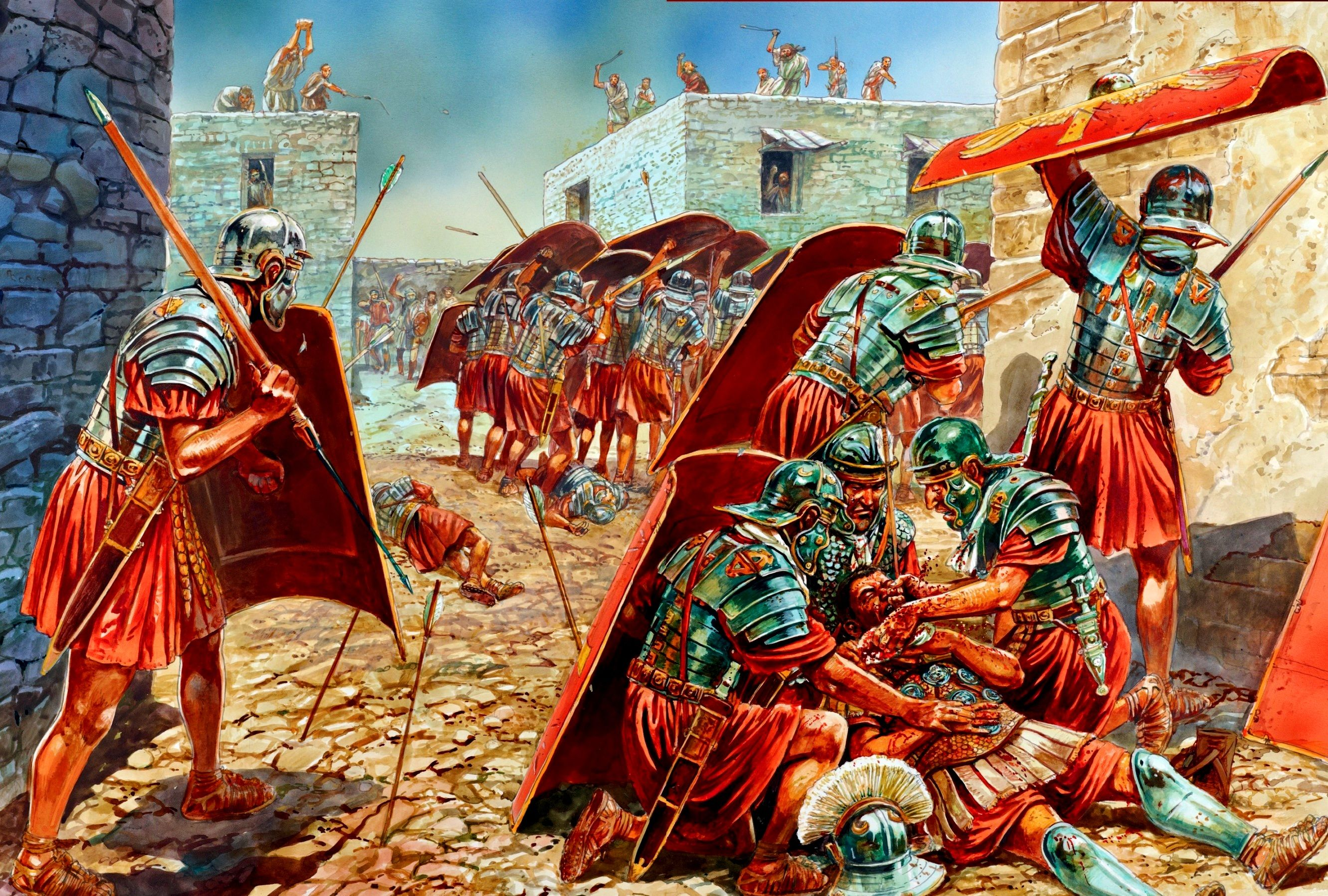 THE LAST JEWISH REVOLT AGAINST IMPERIAL ROME