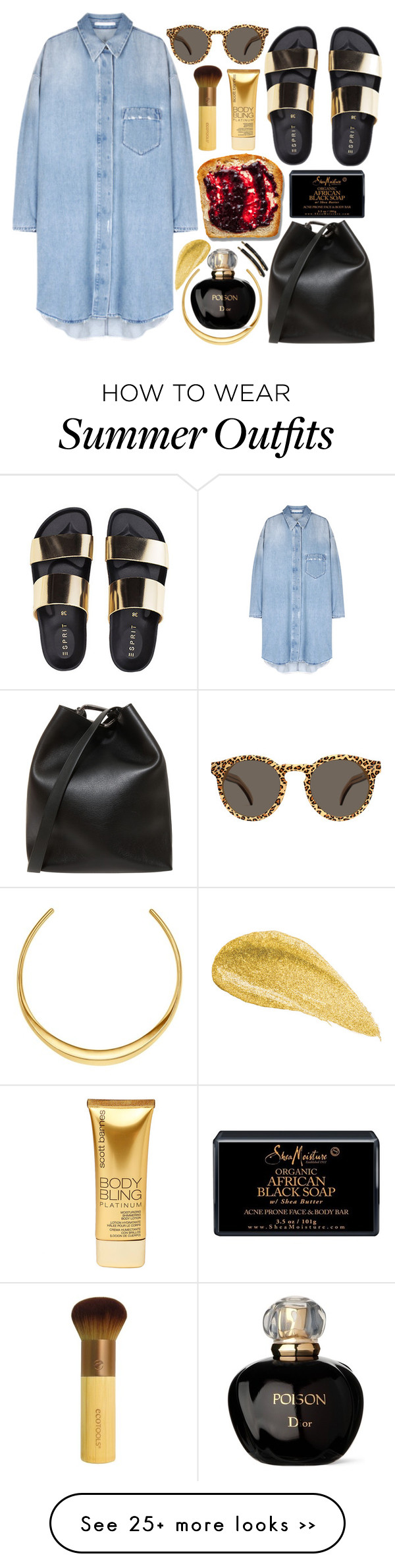 """Summer Sandals"" by katerin4e-d on Polyvore"