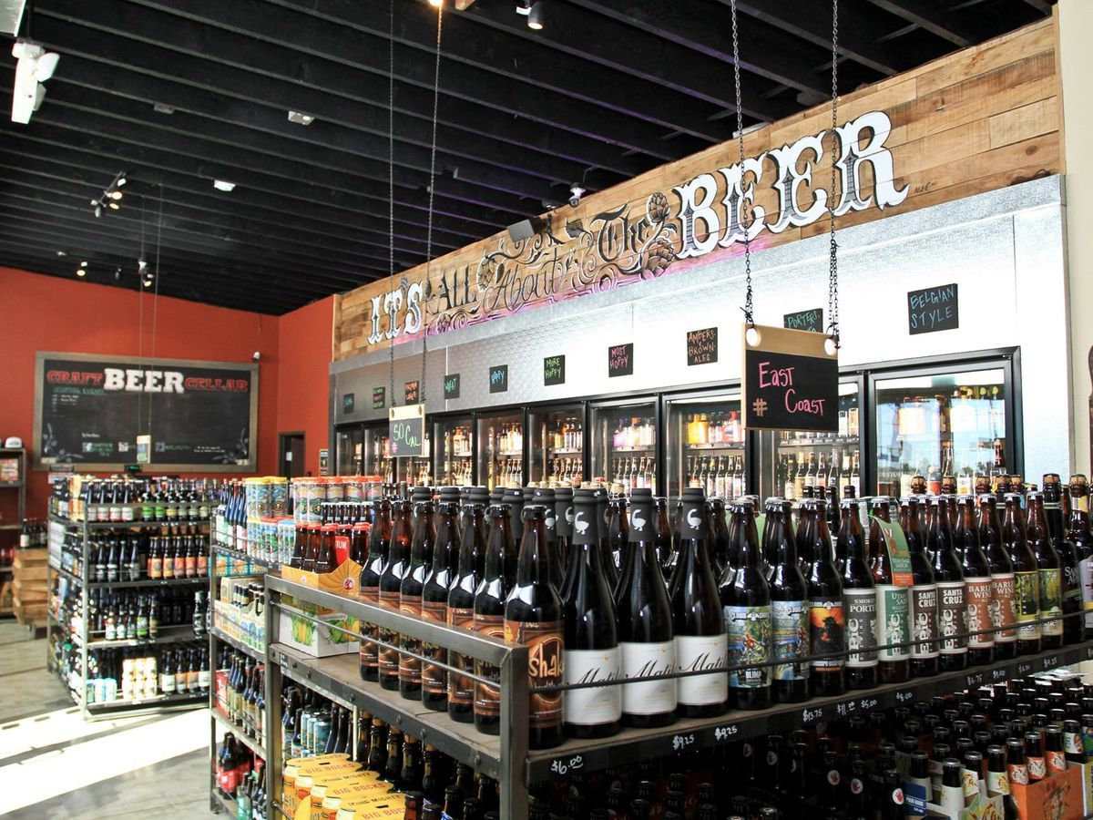 Pin by Leigh Trotti on Craft Beer Store Beer store