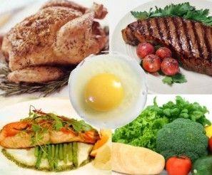 high protein diet high creatinine