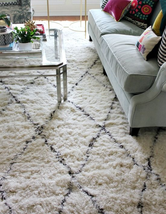 living room} finally a new rug! | living/family rooms | pinterest
