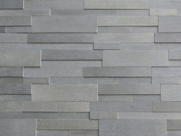 Best Basalt 3D Panels Wall Cladding Stone Veneer With 400 x 300