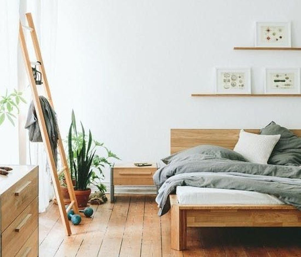 Awesome Minimalist Bedroom Design Ideas 33 Schlafzimmer