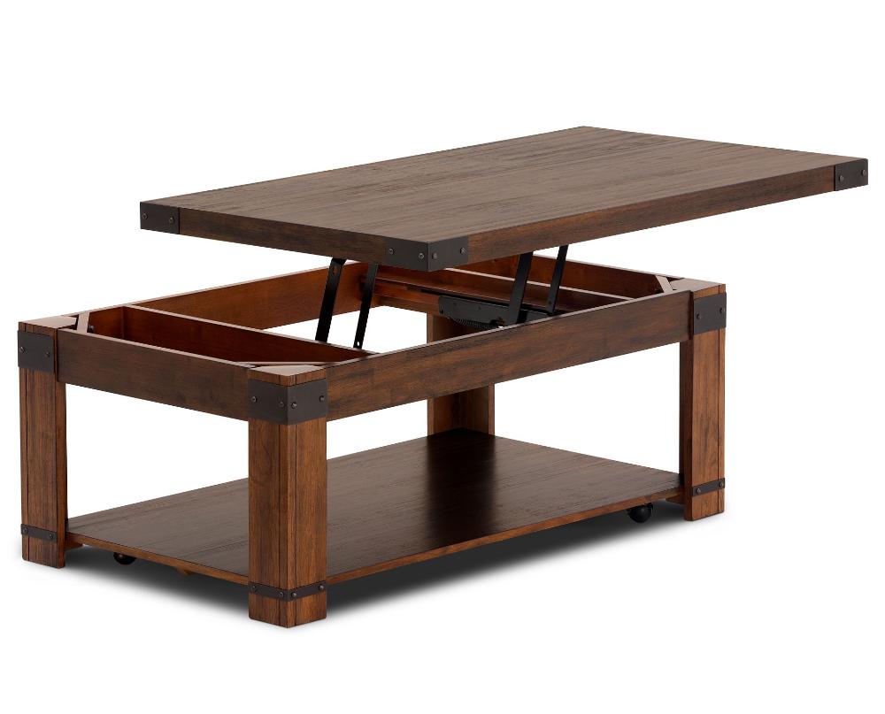 Sullivan Lift Top Coffee Table Furniture Row In 2020 Coffee Table Lift Top Coffee Table Lift Coffee Table