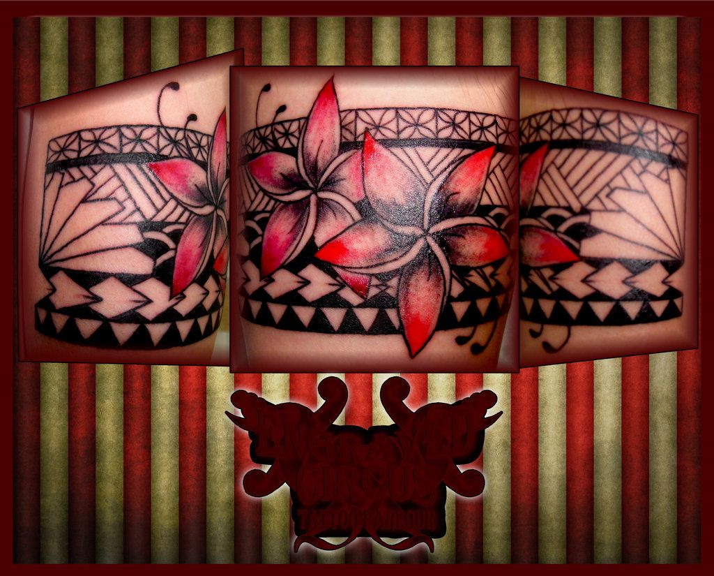 Maori With A Twist Of Red! By Loop1974.deviantart.com On