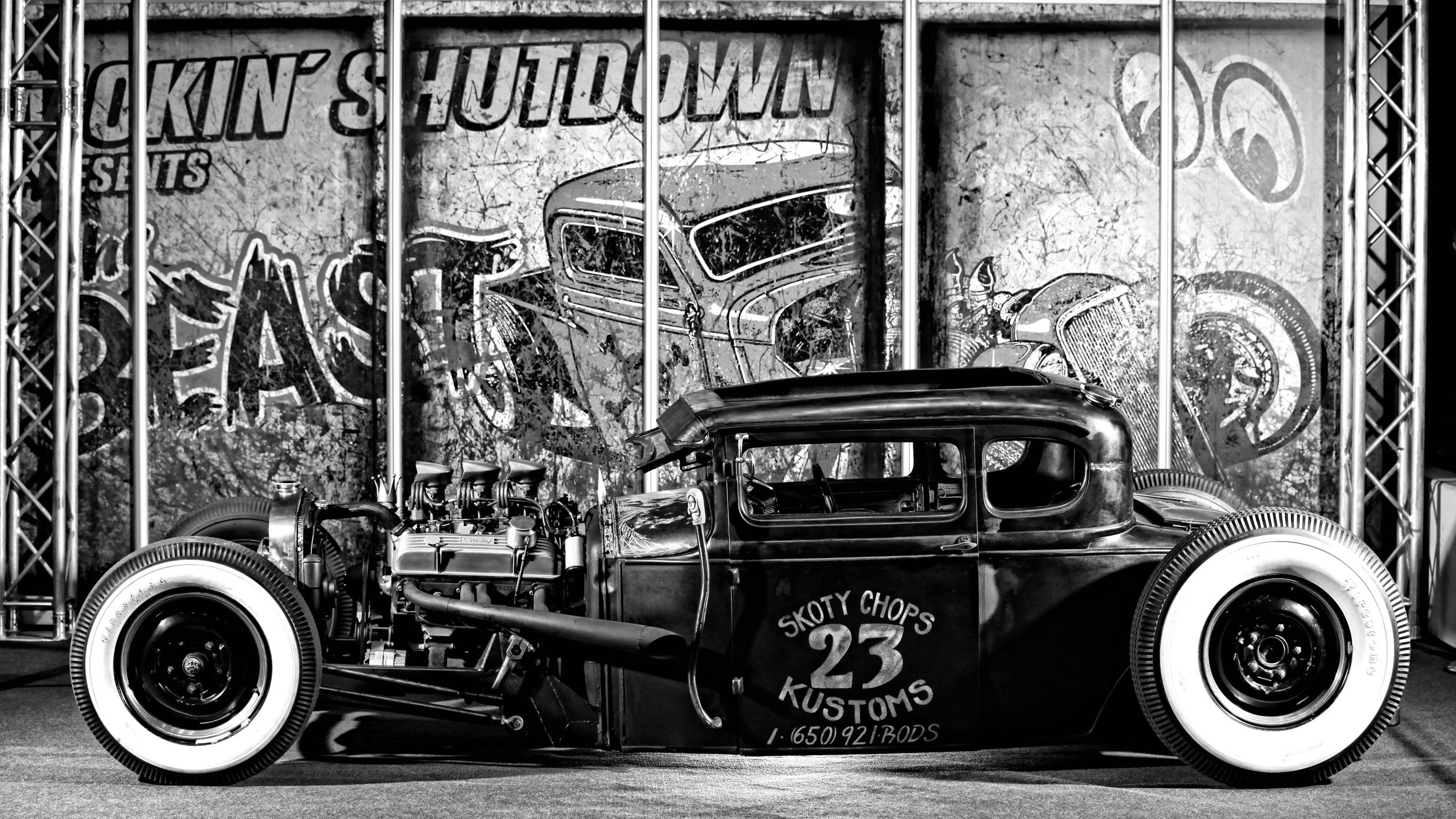 A Rod Wallpaper Hot Rods Hot Rods Cars Vintage Cars