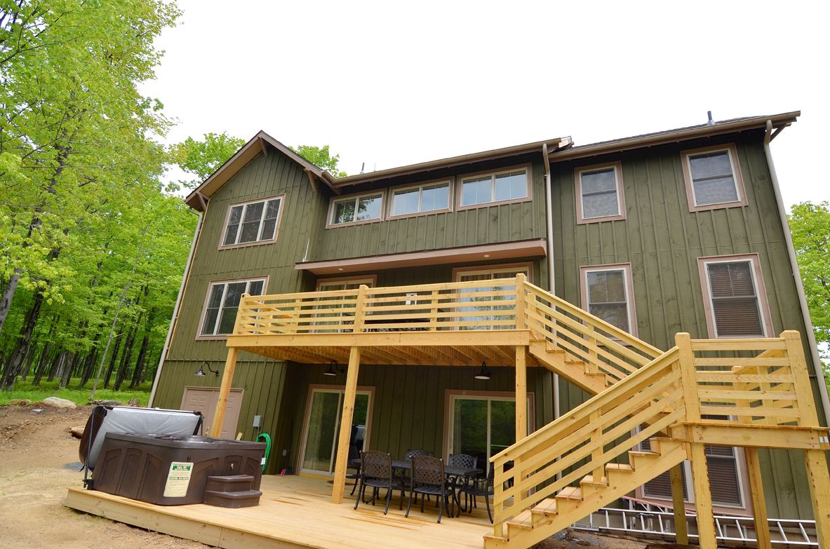 Barley Moon Retreat at Railey Mountain Lake Vacations
