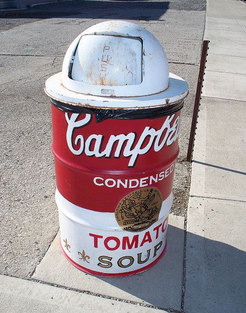 Soup Can Images