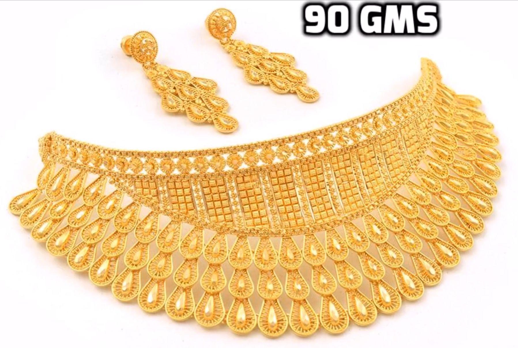 fe3f5e798d0cc Gold Choker Necklaces