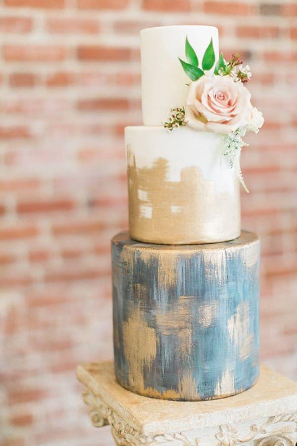 Rustic Wedding Cakes Gold Coast