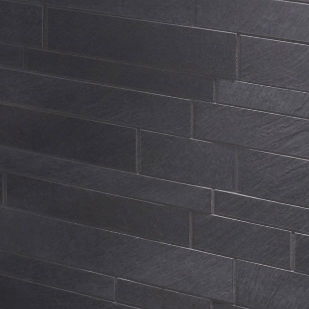Carrelage murs et sols Concept Pour salle de bain Carrelage 30 x 60 - faience ardoise salle de bain