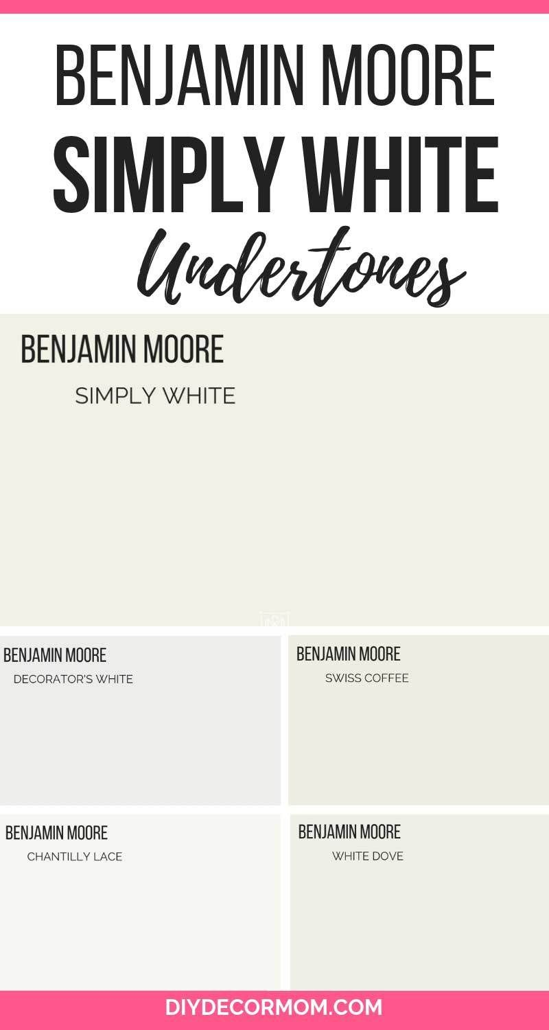 Best Benjamin Moore Simply White Color Review 2020 Simply 400 x 300
