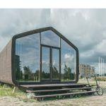 Dit zijn de meest bijzondere tiny houses in Nederland