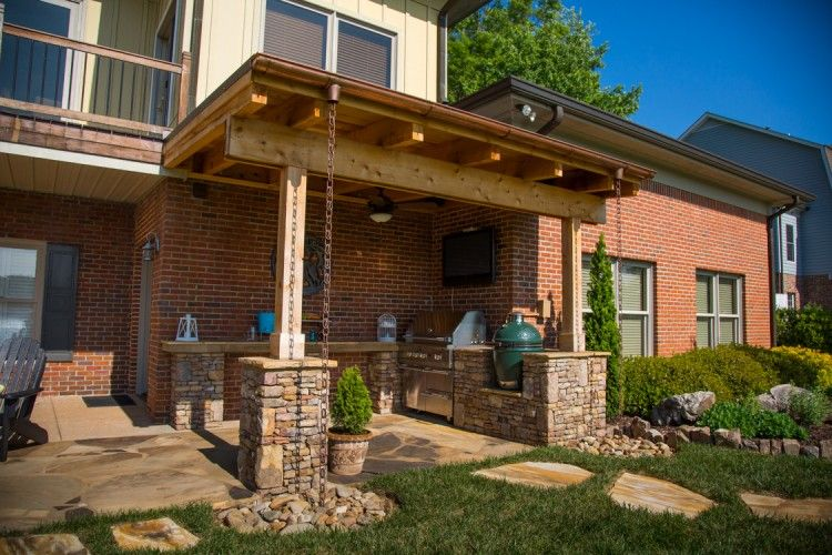10 Awesome Backyard Man Cave Ideas | Man caves, Garden and House