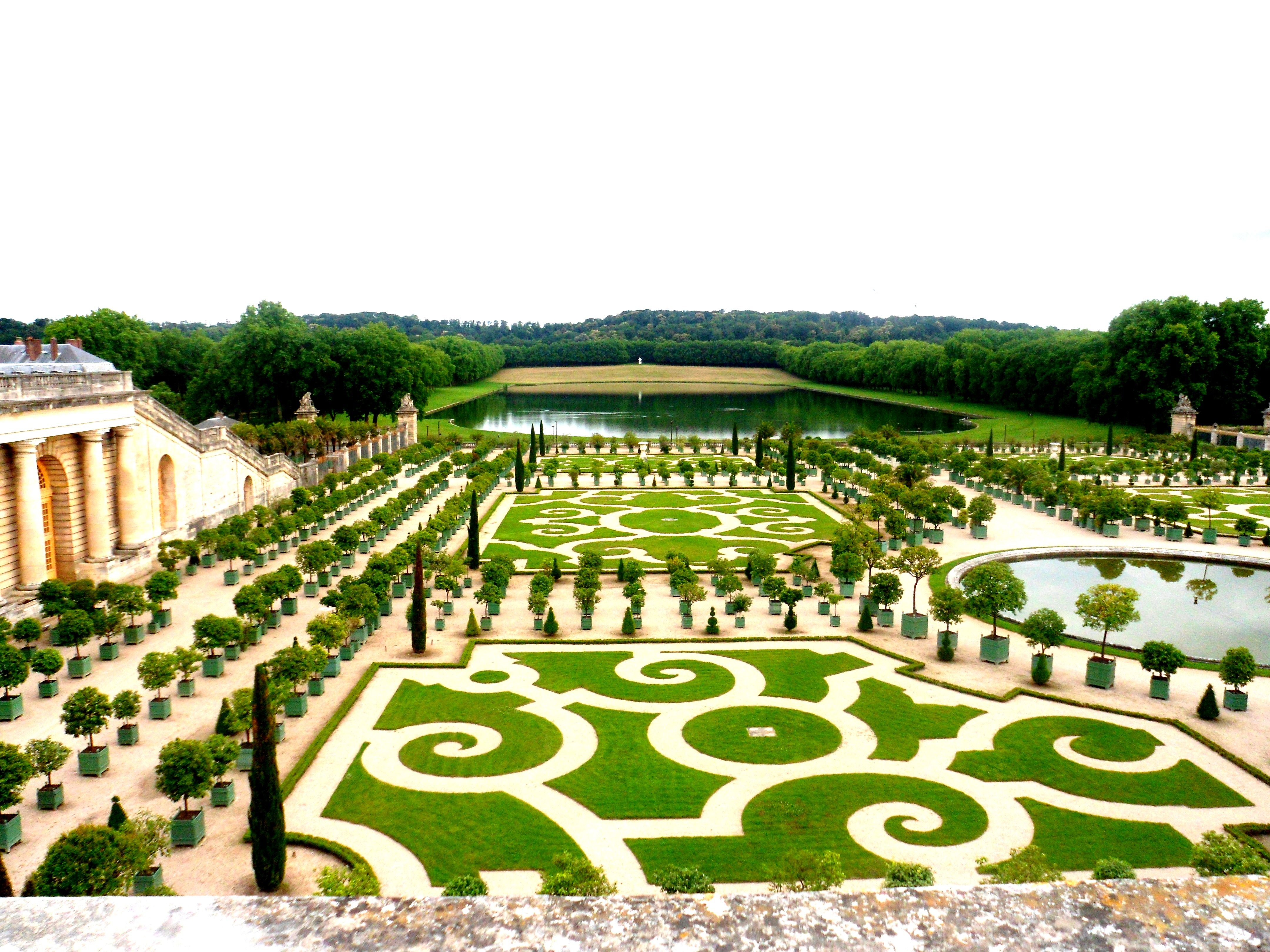 #Jardines #Versalles #France #Paris
