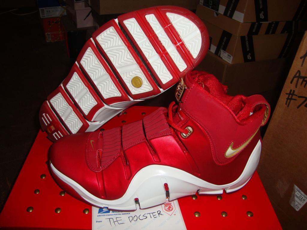 f23f999c9817 Nike Zoom LeBron IV 4 China