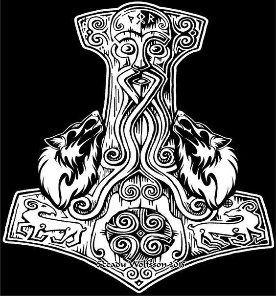 Tattoo Nordic Tattoo Viking Tattoos Viking Tattoo Design
