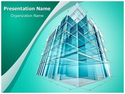 Architectural Engineering Powerpoint Template Is One Of The Best