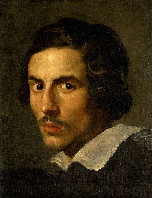 Gian Lorenzo Bernini - Self Portrait circa 1623.