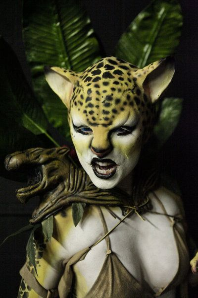 Face Off Creations On Pinterest Face Off Goblin King