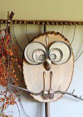Uilen zijn hip 14 leuke herfst en winter DIY decoratieideetjes met uilen  Zel