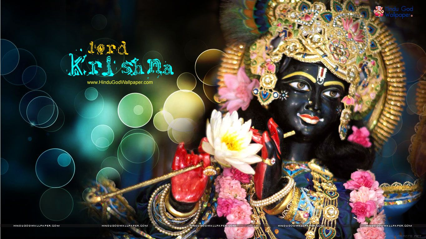 Krishna Wallpaper Hd Full Size For Desktop Download With Images