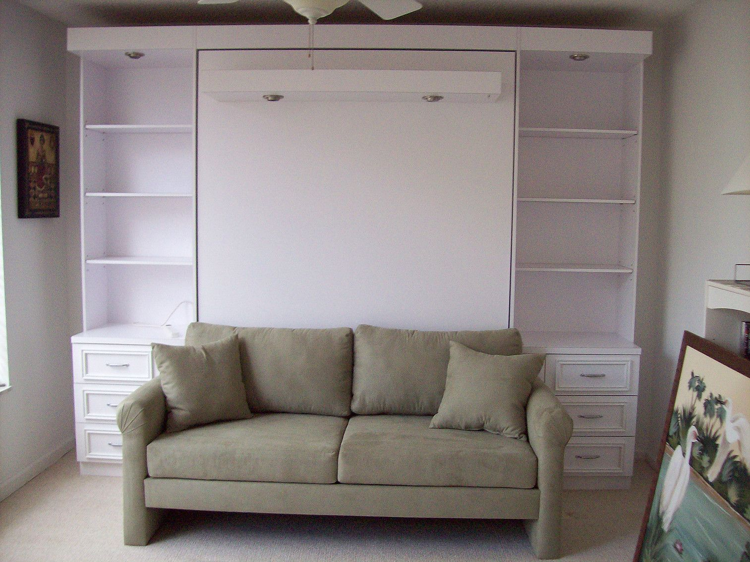 Create more room for guests work hobbies and everyday living with