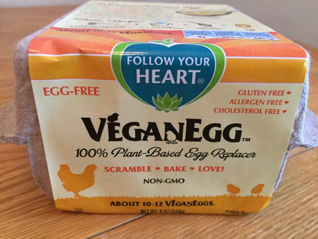 are eggs good for you vegan