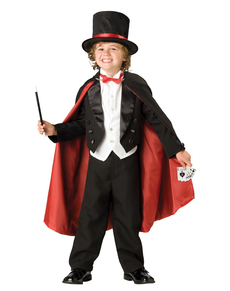Magician Boy Child Costume | Incredible people and things ...
