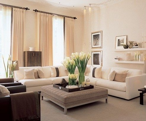 Attractive Living Room Home Decor Interior Design Decoration Http://www.decor Interior