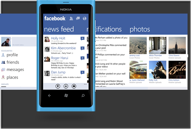 Download Facebook XAP For Windows Phone Windows phone