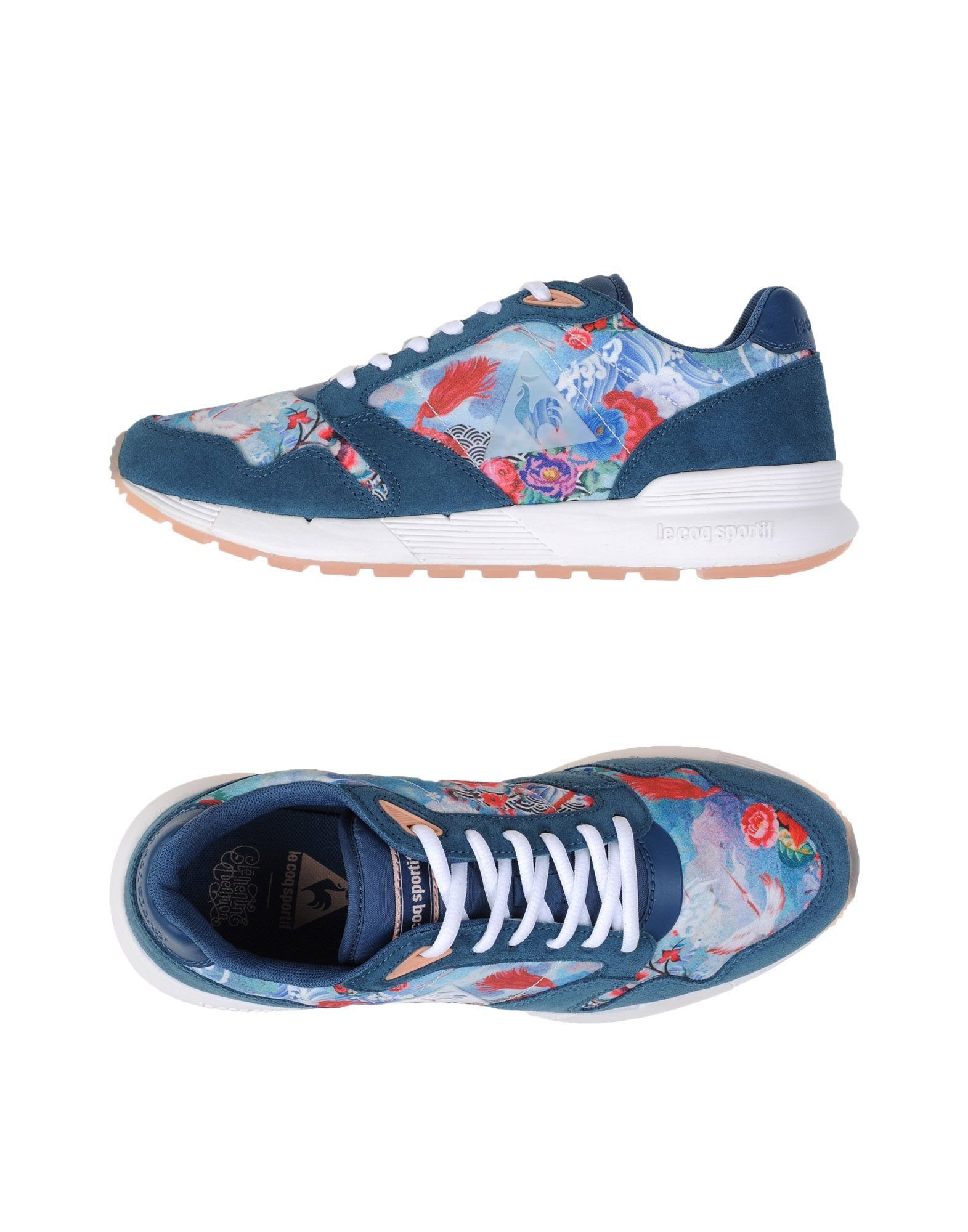 OMEGA X W PATCHWORK - FOOTWEAR - Low-tops & sneakers Le Coq Sportif